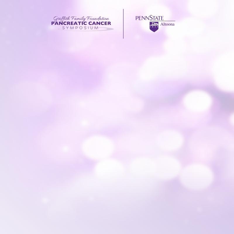 """I CAN Sideline Pancreatic Cancer"" Symposium/Forum 2019"