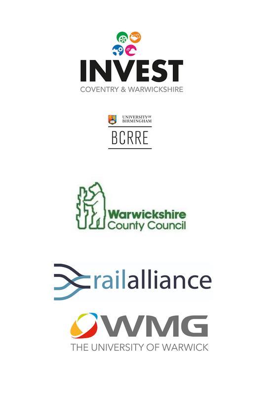 Rail Innovation Showcase in Coventry & Warwickshire