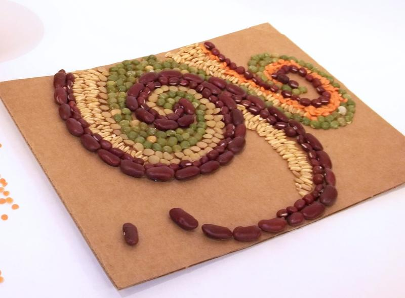 Family First: Seed Mosaic Workshop