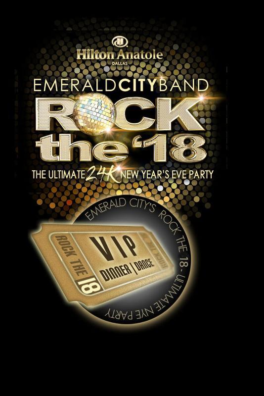 Rock the 19 VIP Dinner