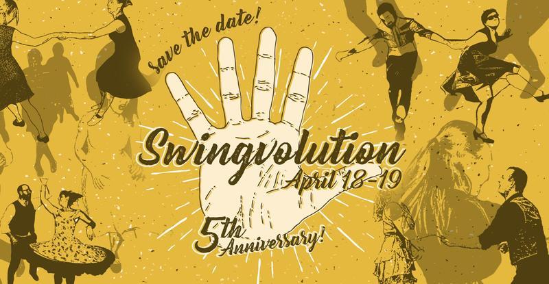 Swingvolution Weekend! 2020