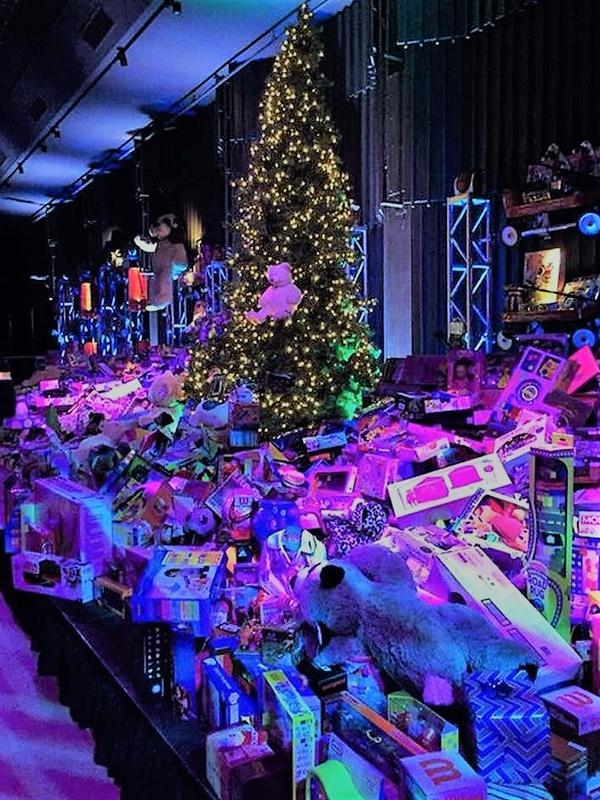 The 10th Annual Toys for Joys Gift Gala!