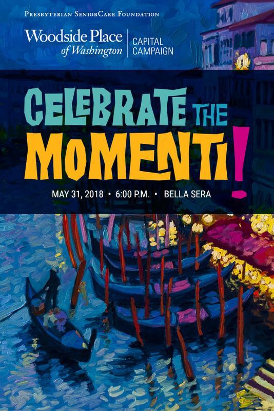 Celebrate the Momenti!