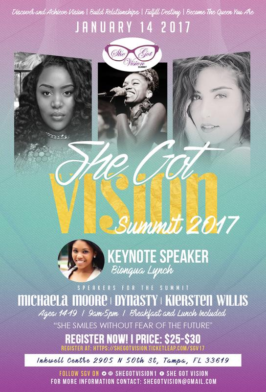 She Got Vision Summit 2017