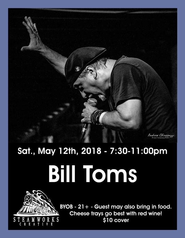An Evening with Bill Toms