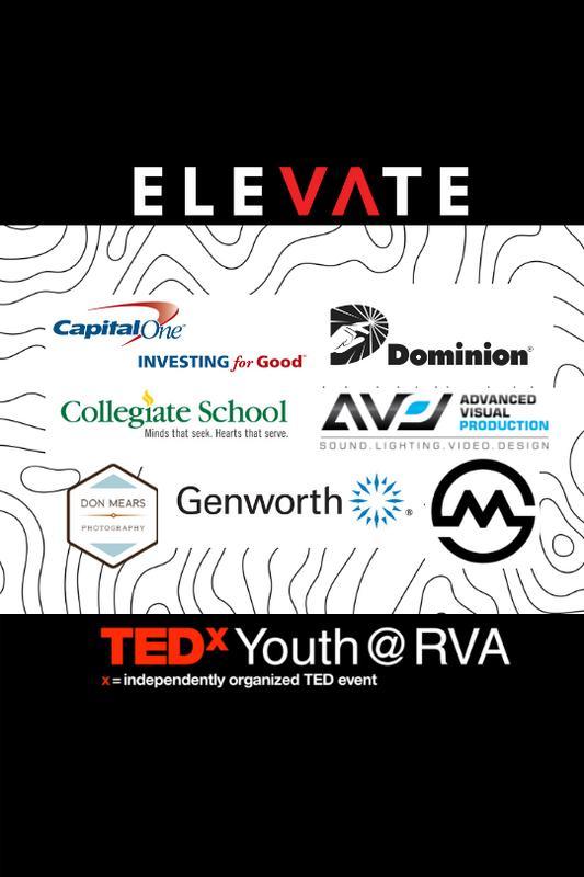 TEDxYouth@RVA 2018 - ELEVATE