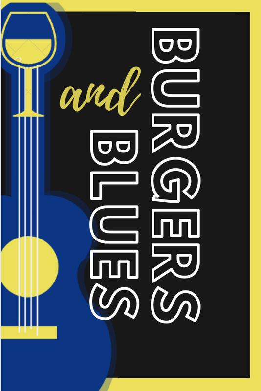 Burgers & Blues - September 4th