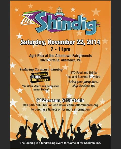 The Shindig Fall 2014