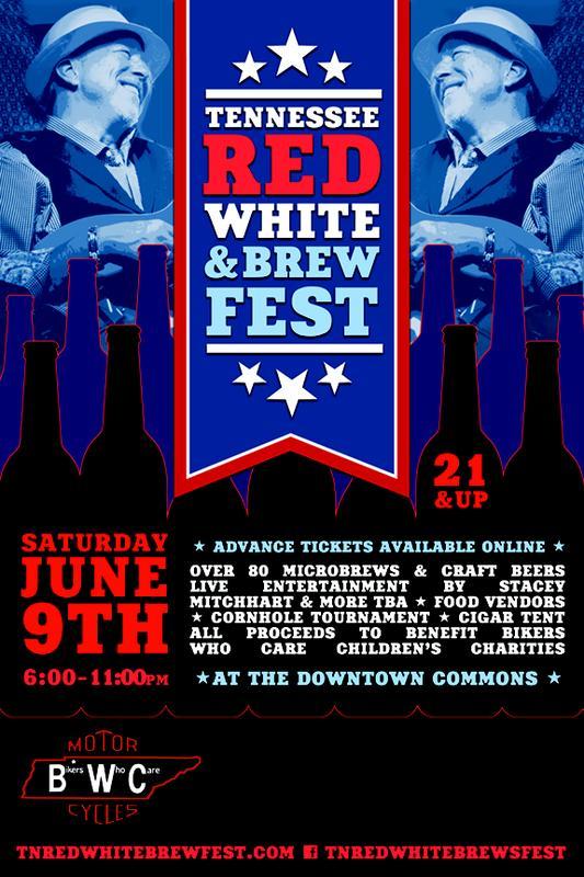 TN Red White & Brewfest 2018