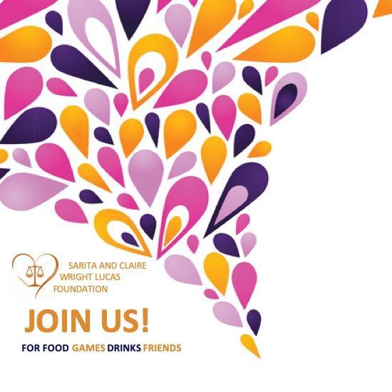SARITA & CLAIRE WRIGHT LUCAS FOUNDATION'S DELAWARE EVENT 2020!