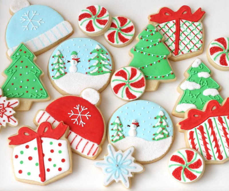 SOLD OUT Christmas Cookie Class 12/11