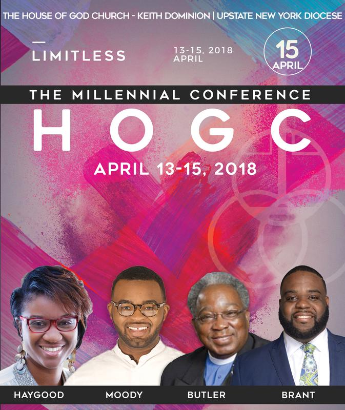 HOGC 2018 Millennial Conference