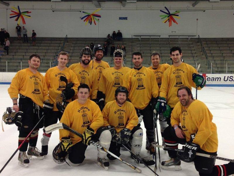 Illinois Alumni High School Hockey Tournament