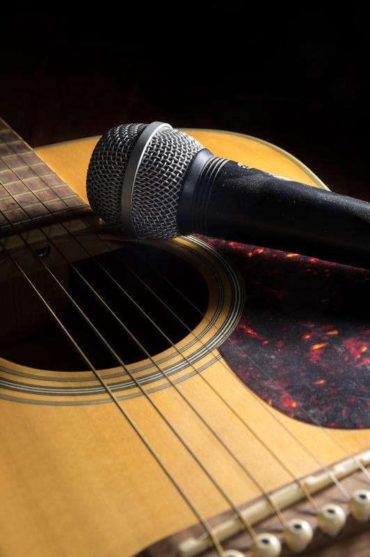 2 • Voice/Guitar + Little Harmonies