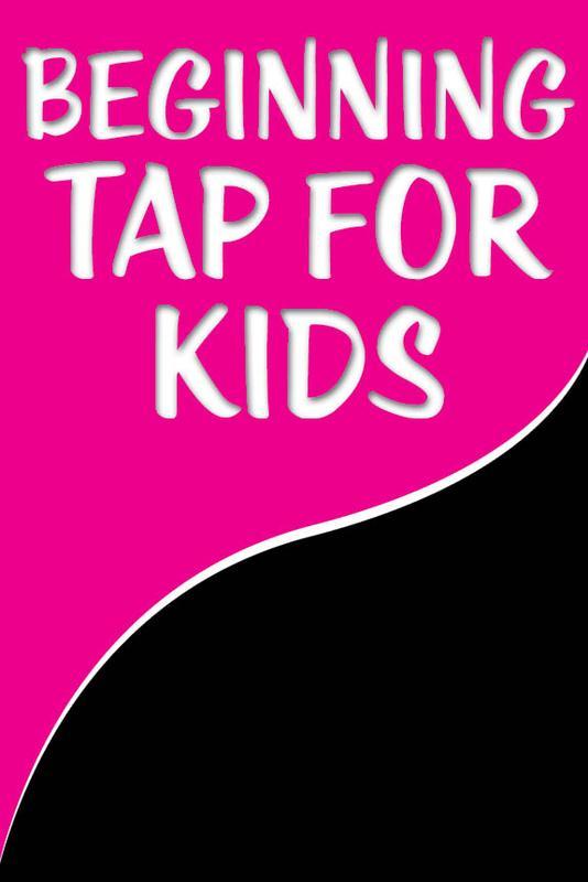 CLASSES-BEGINNING TAP FOR KIDS-WINTER/SPRING '19