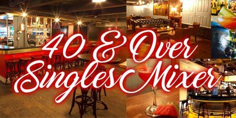 40s & Over Upscale Singles Mixer