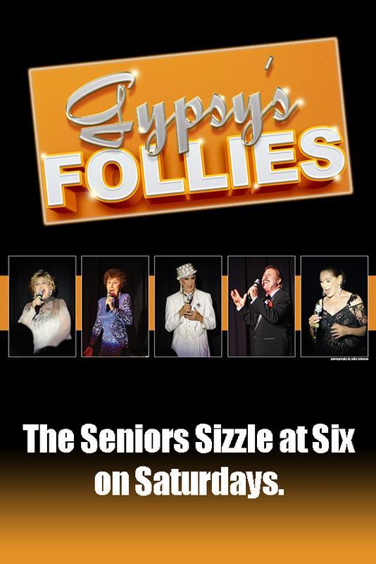 Palm Springs GYPSY'S Follies Saturday Dec 23