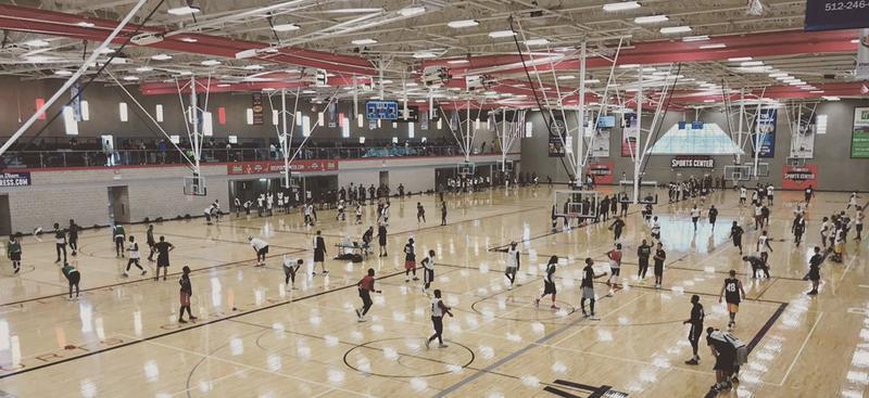 2018 Elite Triple Threat NBA G-League Draft Prep (Houston, Texas)