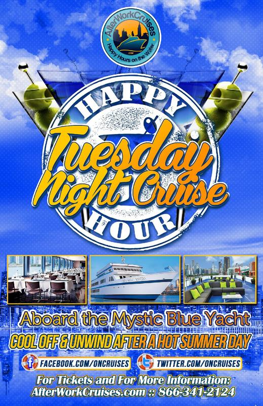 Tuesday Night Happy Hour Cruise