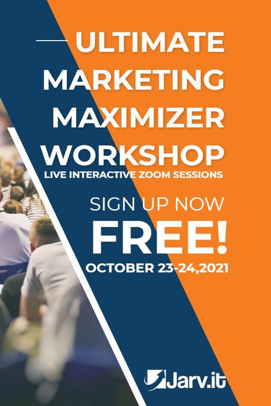 Online Event - Ultimate Marketing Maximizer Workshop