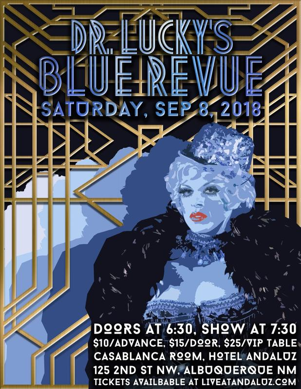 Dr. Lucky's Blue Revue