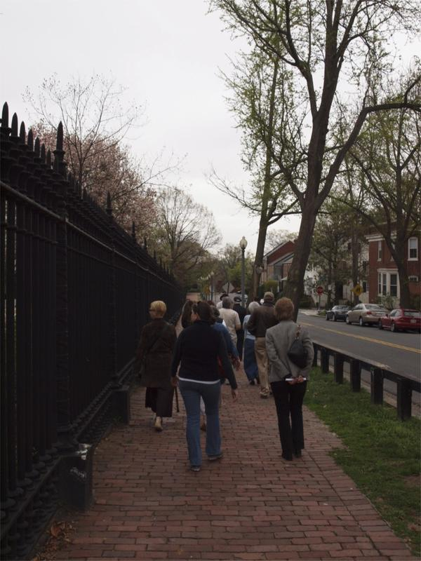Georgetown Walking Tour - War of 1812