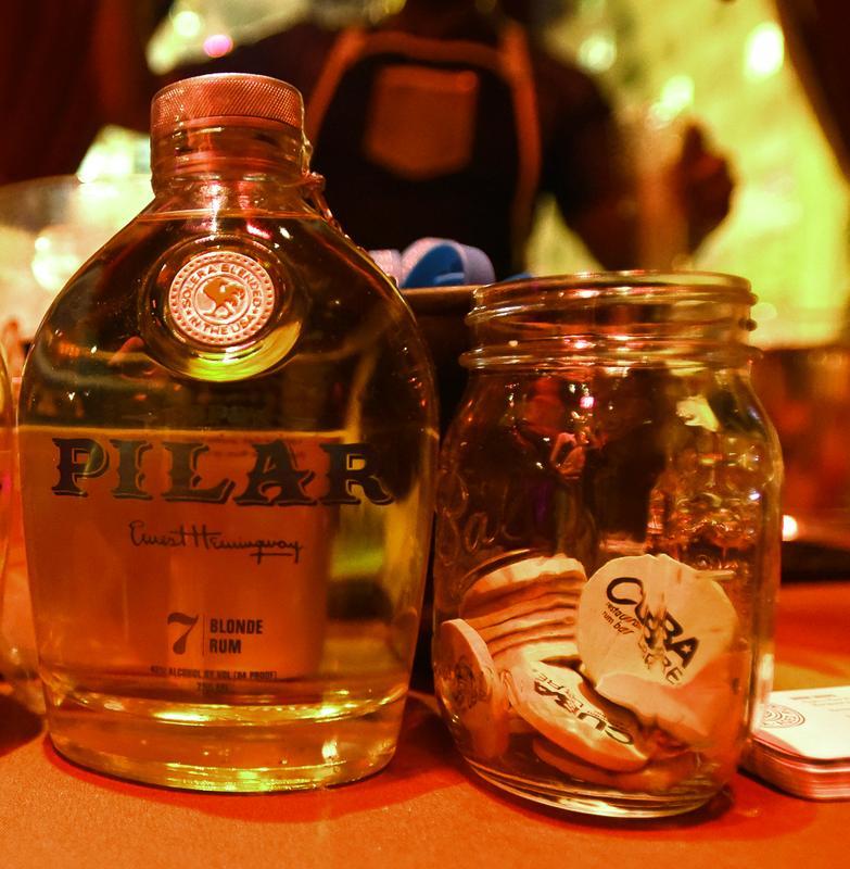 Rum Dinner Series #1 - Papa's Pilar