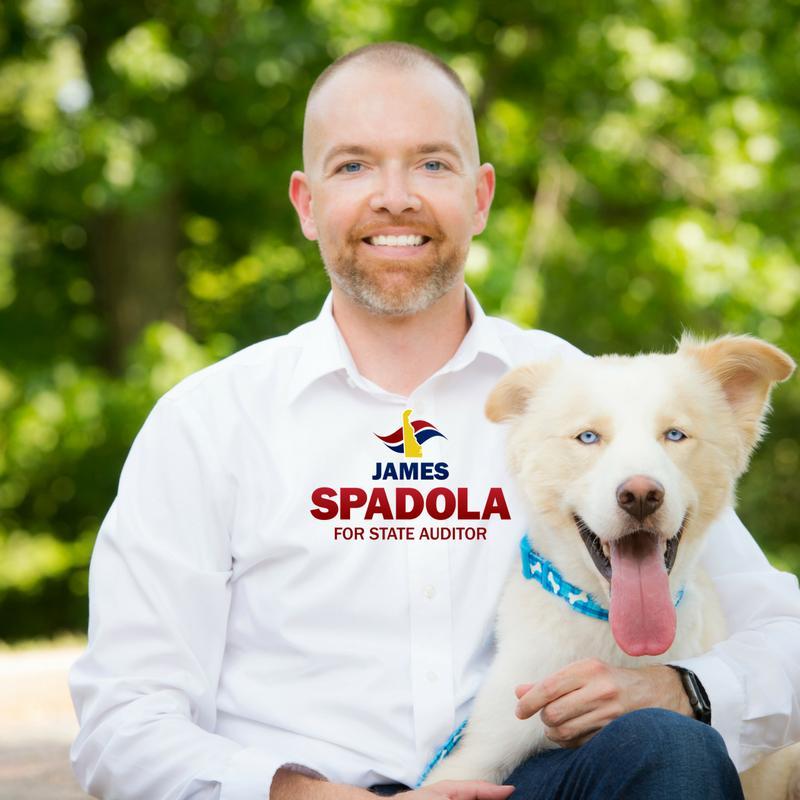 Ben duPont fundraiser for James Spadola