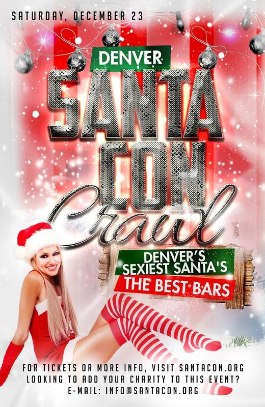 OFFICIAL DENVER SANTACON CRAWL 2017