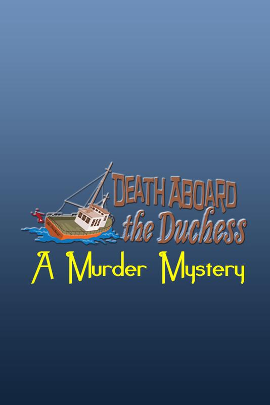 "CAMP - WINTER BREAK-""Death Aboard the Duchess"" A Murder Mystery"