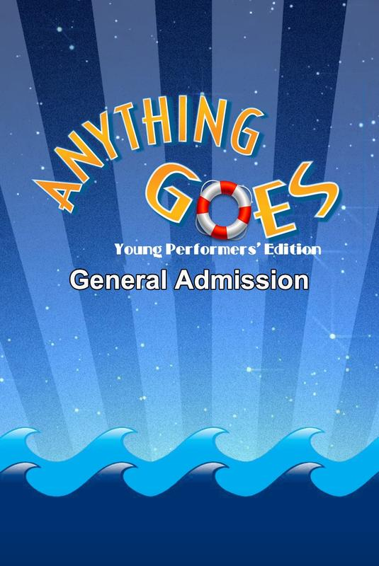 Anything Goes - General Admission