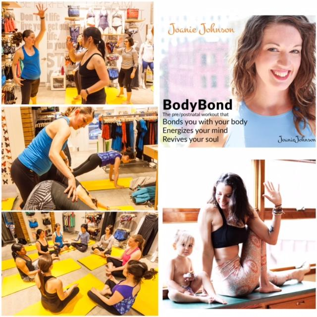 BodyBond Fitness Event at Lole