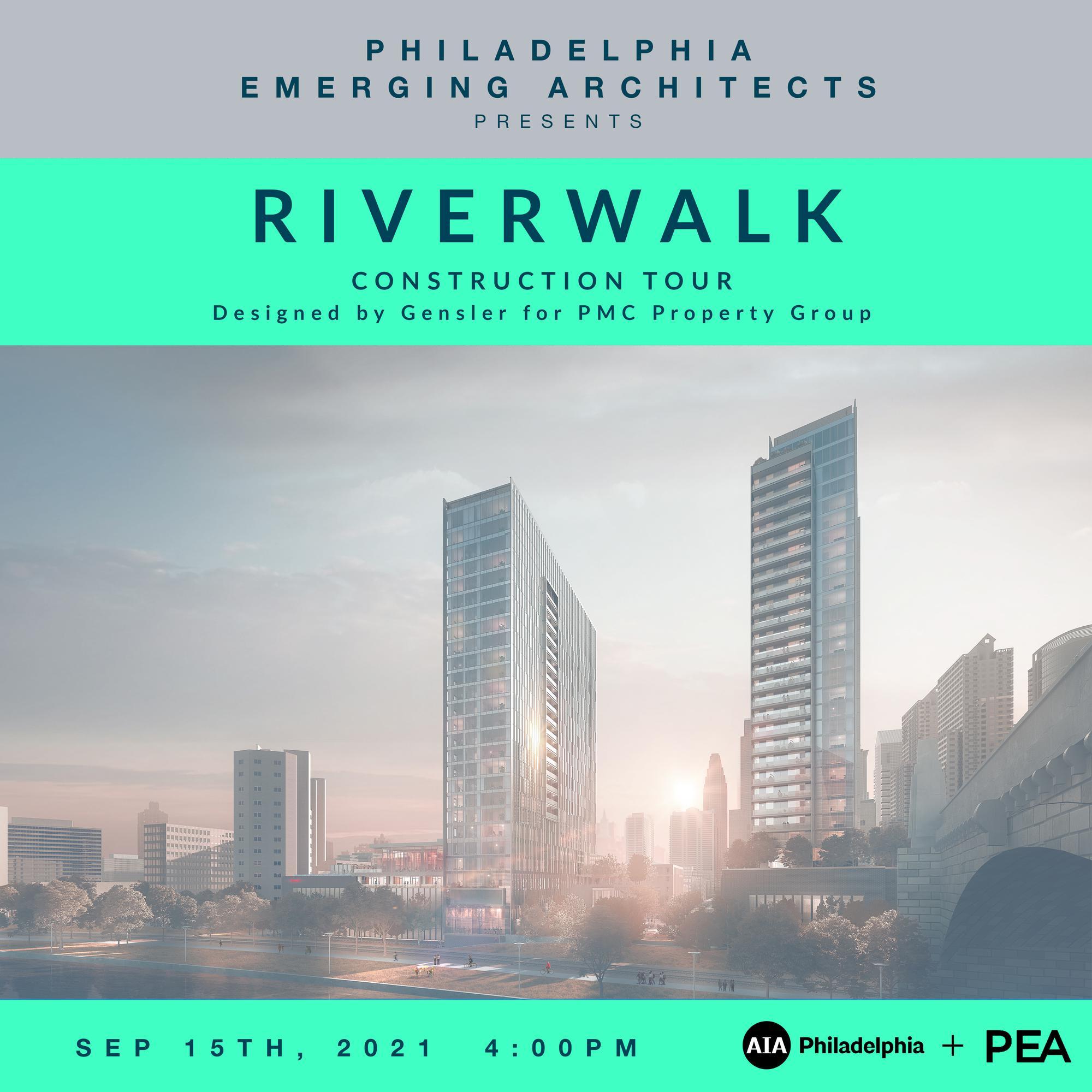 PEA Construction Tour: Riverwalk