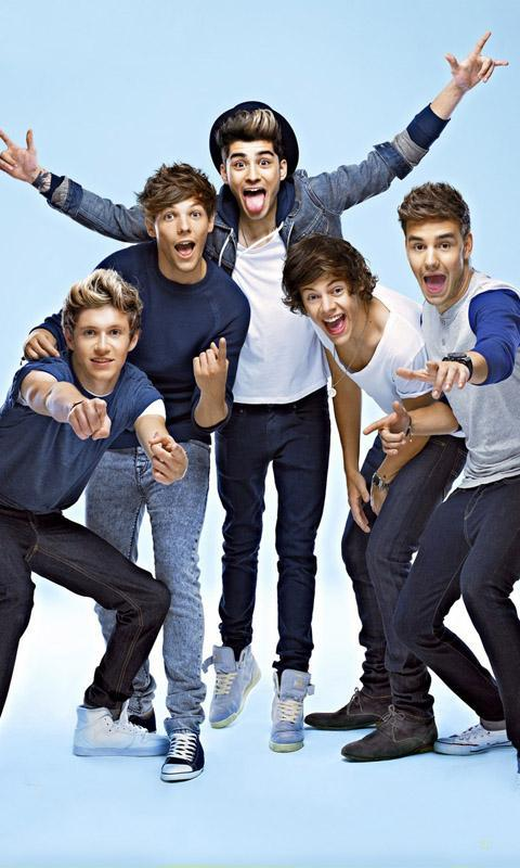 KC One Direction Night