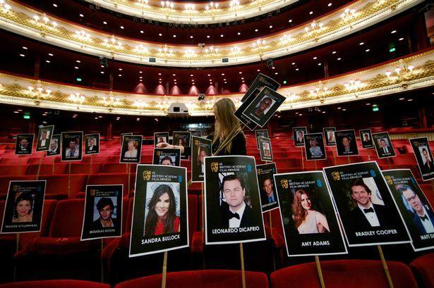OSCARS AWARD SHOW NEEDED SEAT FILLERS