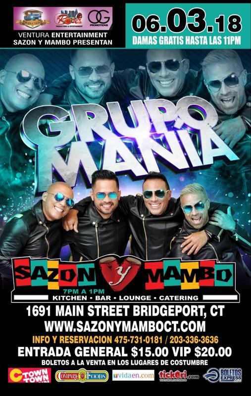 GRUPO MANÍA 06-03