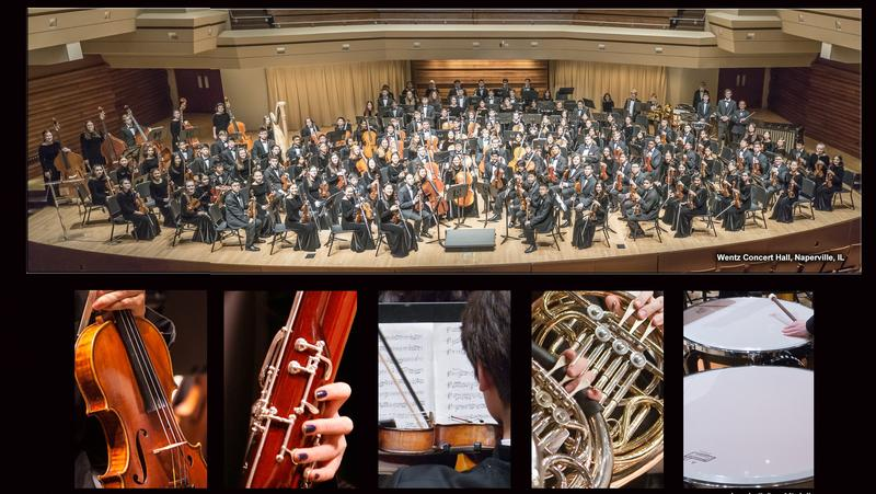 Youth Symphony of DuPage New Recommended Member Audition 2020