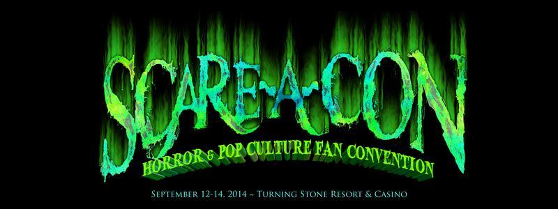 SCARE-A-CON 2014