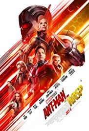 Ant-Man and the Wasp also Incredibles 2