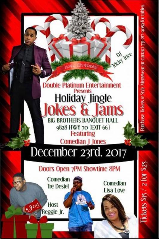 Holiday Jingle Jokes & Jams