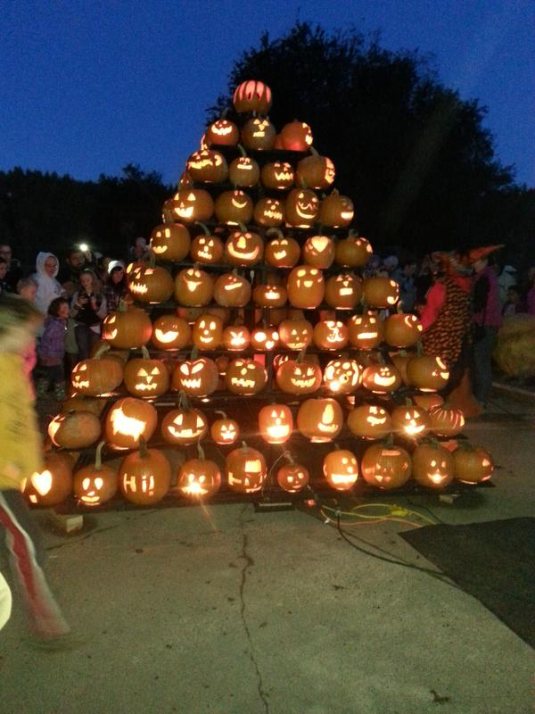 Pumpkin Glow Activities