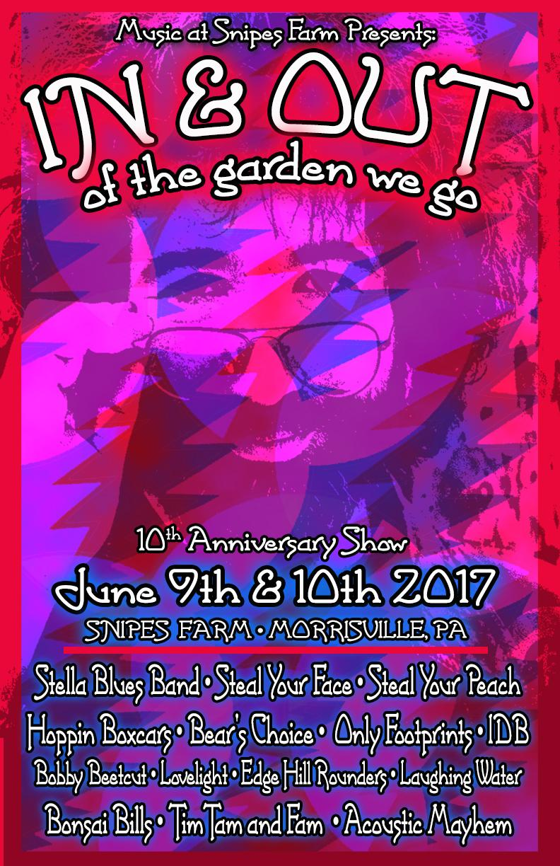 in and out of the garden we go 2017 tickets in morrisville, pa