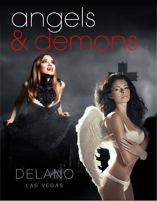 HALLOWEEN 2014 - ANGELS VS. DEMONS
