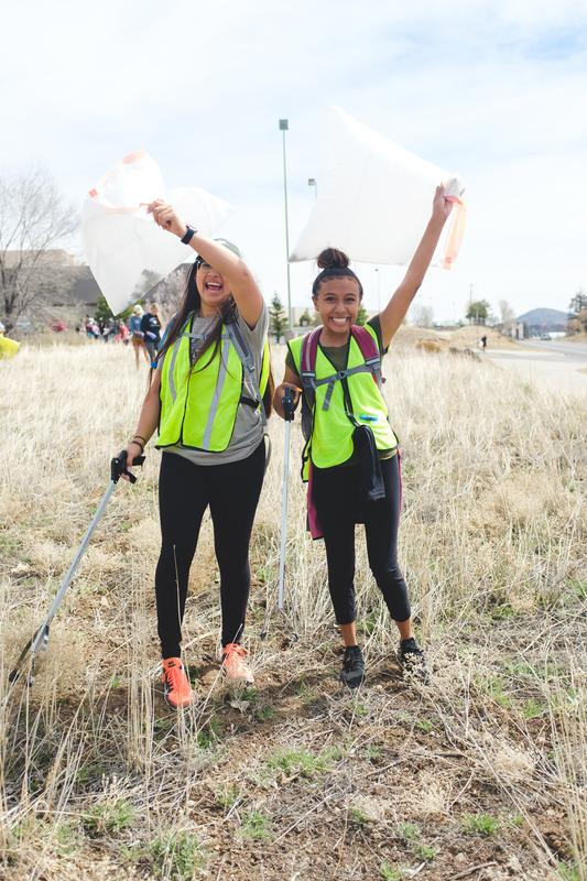 Urban Trail Cleanup | Flagstaff, AZ