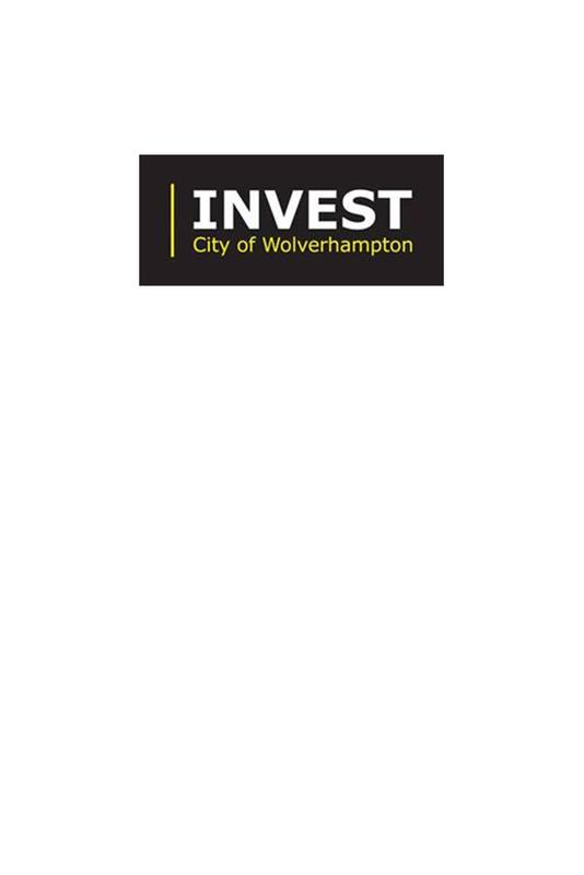 Invest in the City of Wolverhampton