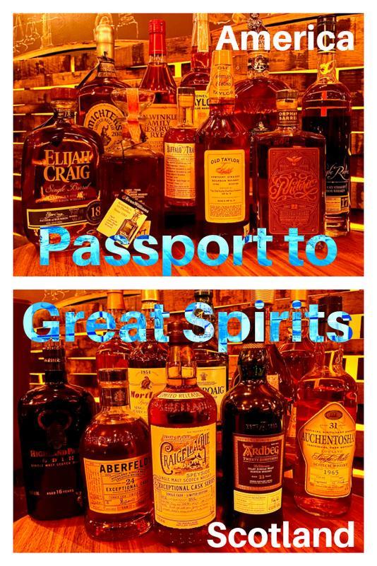 Passport to Great Spirits