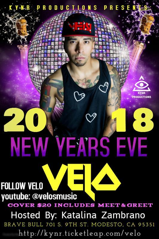 New Years Eve w/VELO
