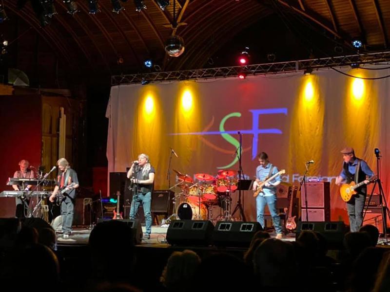 Rock N Roll Fantasy KSF and SixGun Sound at TOM
