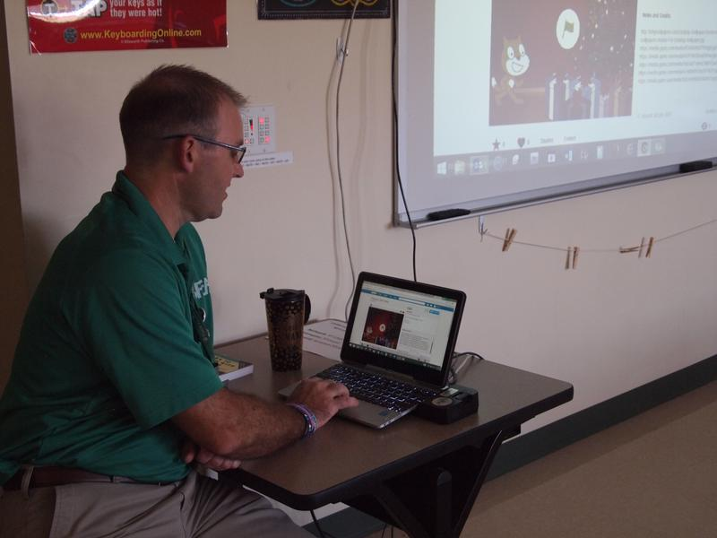 Session 106: Scratch: Foundations of Coding through Project Design