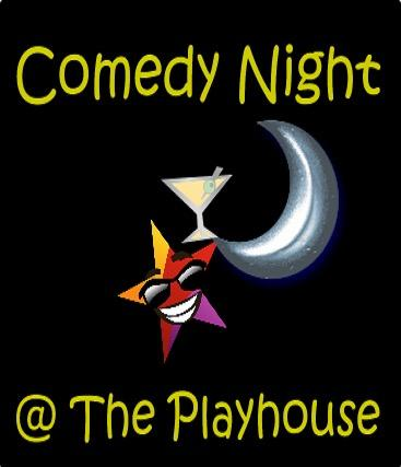 Comedy Night Date Night at The Playhouse